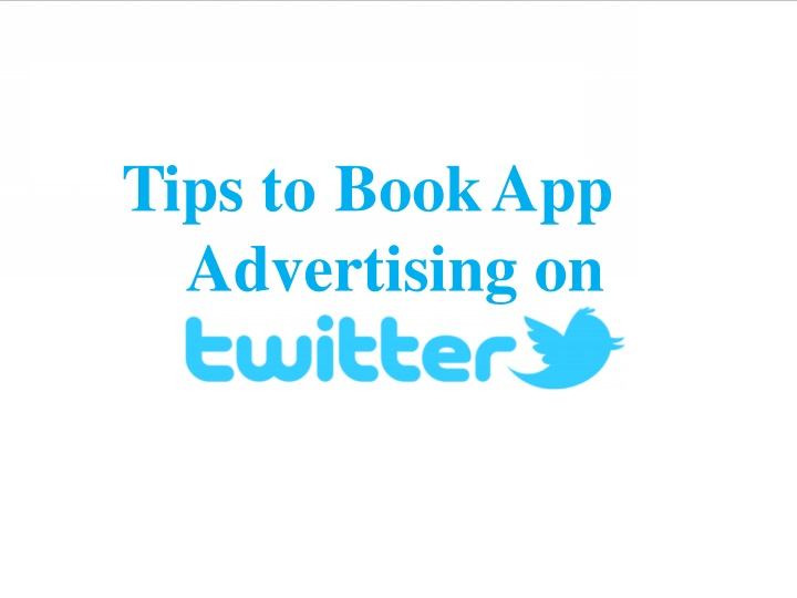 t ips to book a pp advertisin g on n.