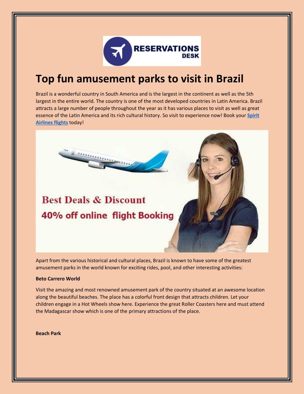 top fun amusement parks to visit in brazil l.