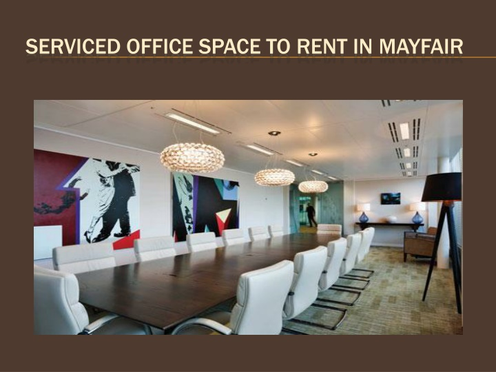 serviced office space to rent in mayfair n.