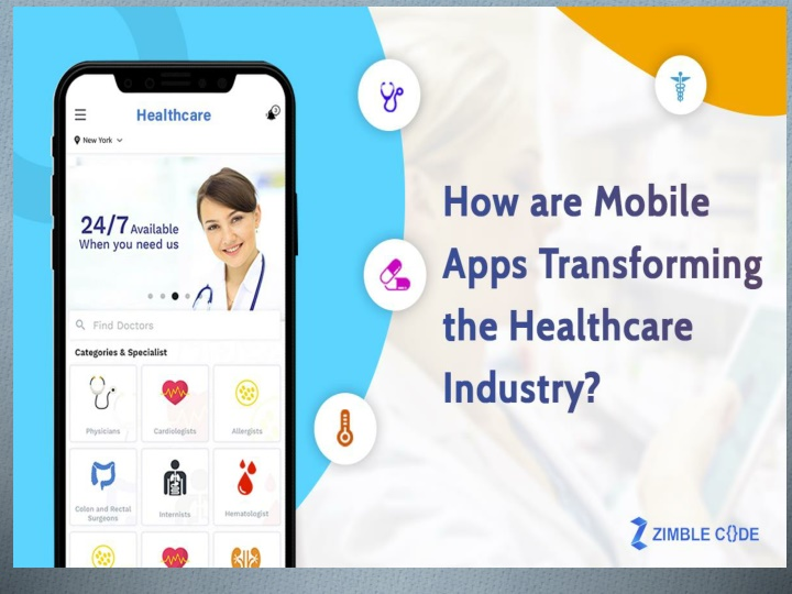 how are mobile apps transforming the healthcare industry n.