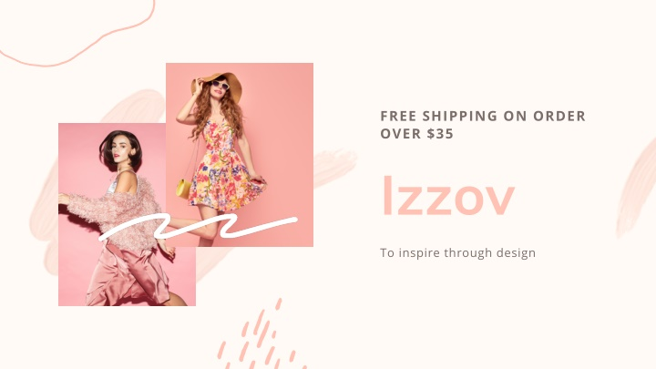 free shipping on order over 35 izzov n.