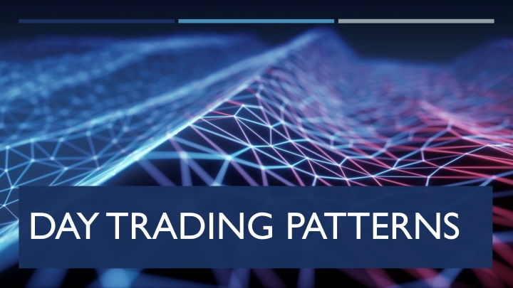 day trading patterns n.