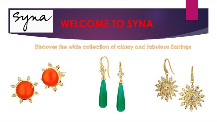 welcome to syna n.