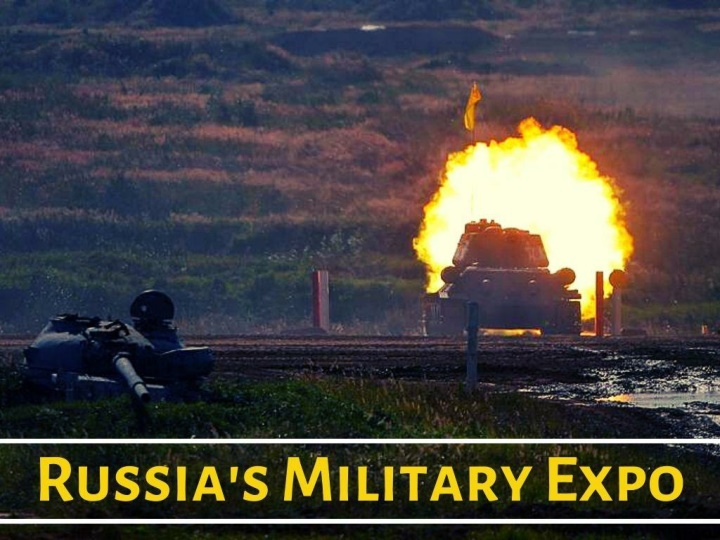 russia s military expo n.