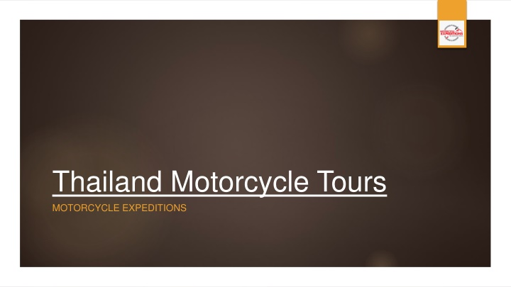 thailand motorcycle tours n.