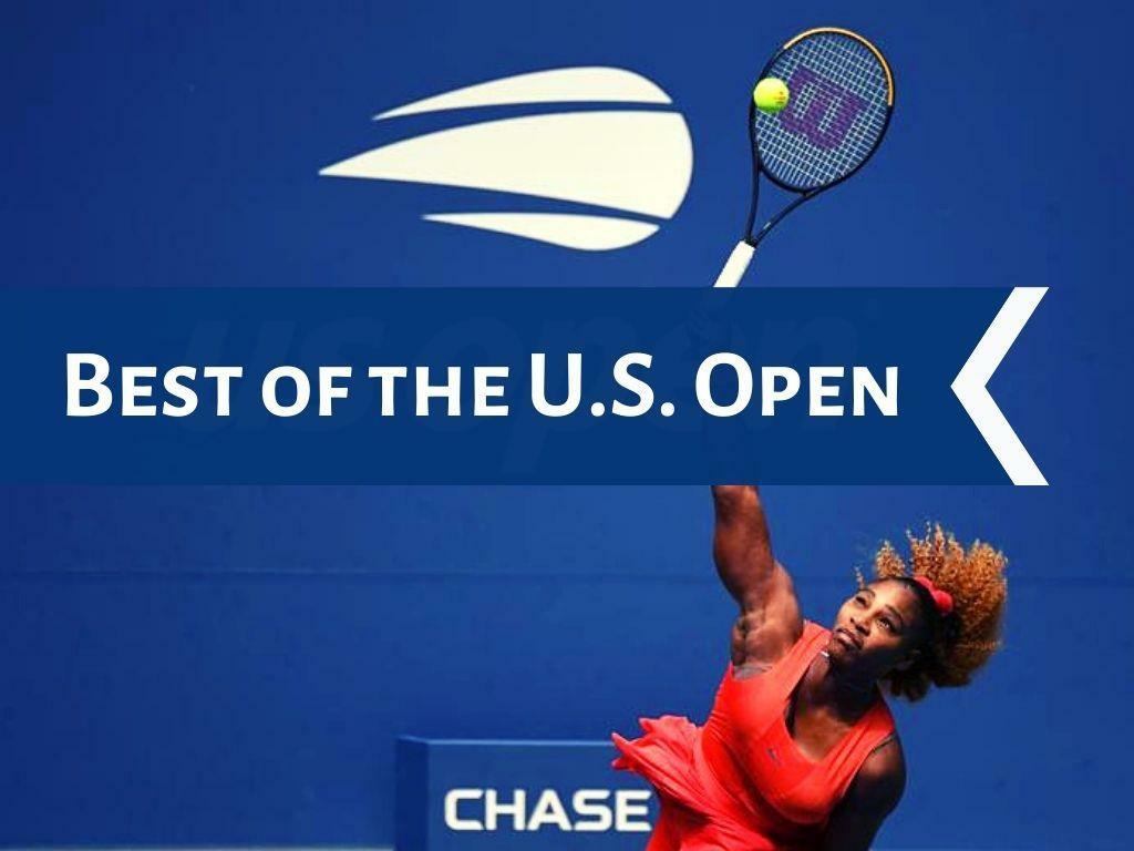Best of the U.S. Open 2020