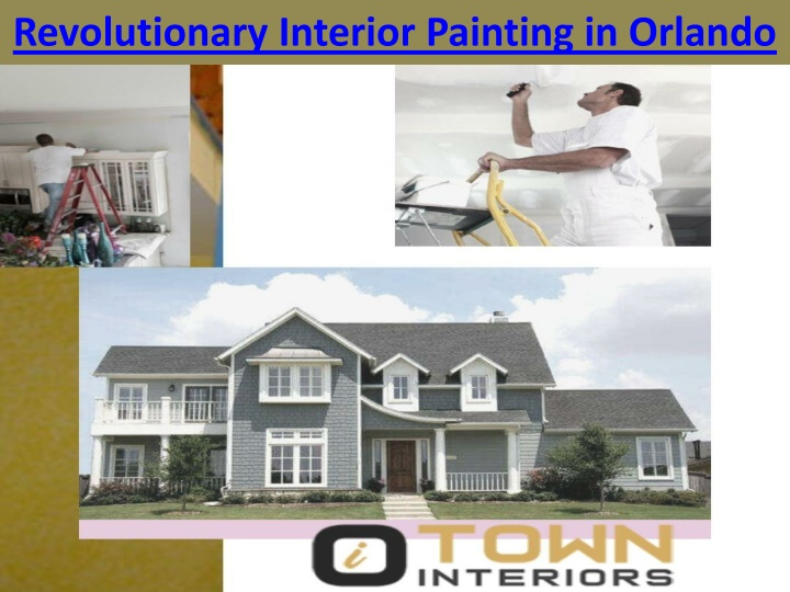 revolutionary interior painting in orlando n.