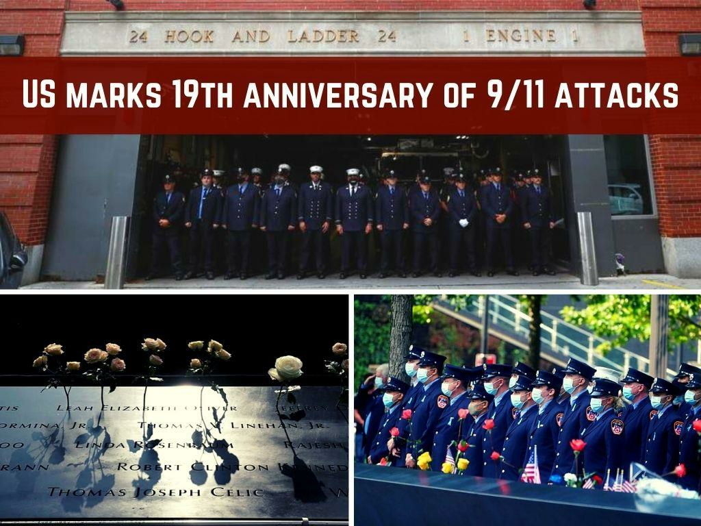 u s marks 9 11 attacks anniversary l.