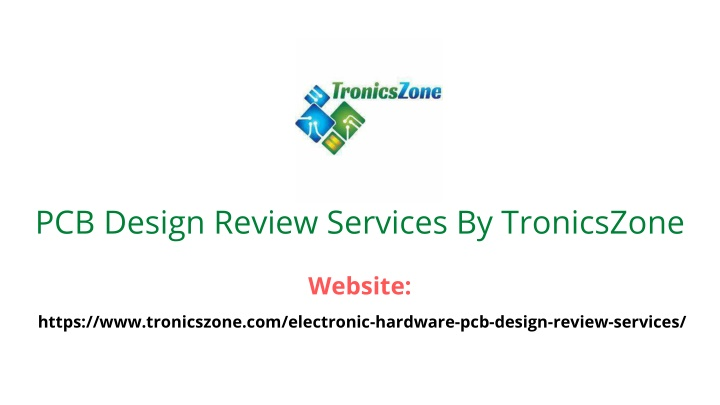 pcb design review services by tronicszone n.