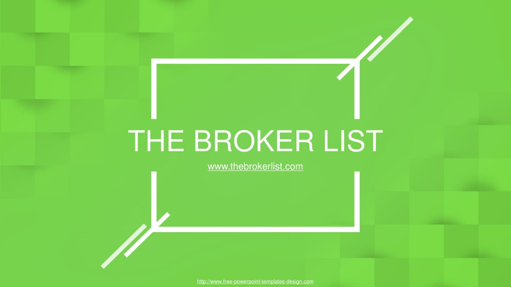 The Broker List CRE Online Portal