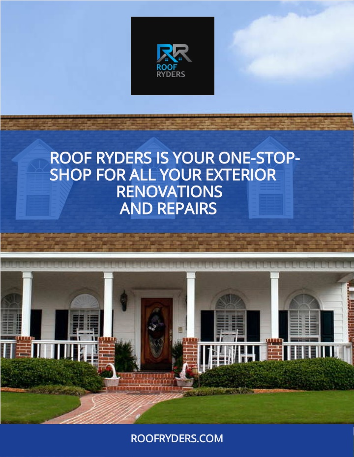 roof ryders is your one stop shop for all your n.