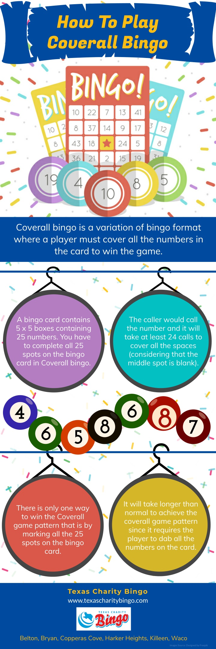 how to play coverall bingo n.