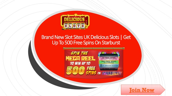 brand new slot sites uk delicious slots get up to 500 free spins on starburst n.