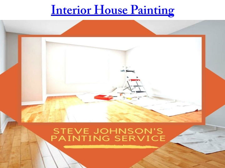 interior house painting n.