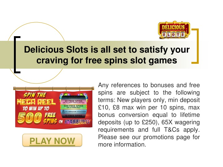 delicious slots is all set to satisfy your craving for free spins slot games n.