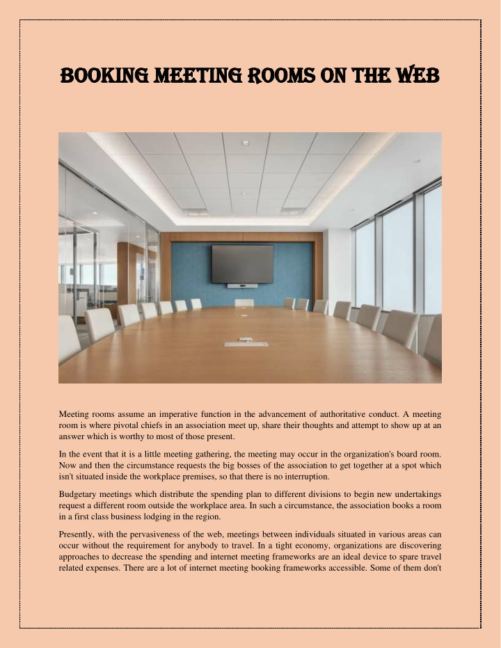 booking meeting rooms on the web booking meeting n.