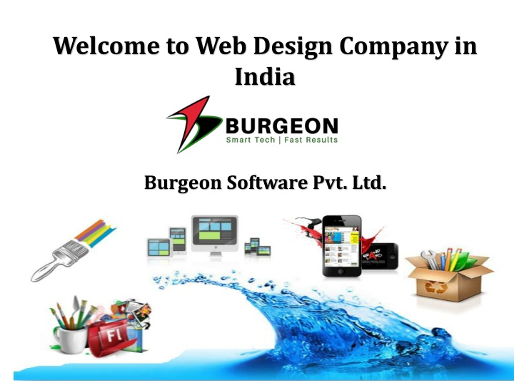 welcome to web design company in india n.