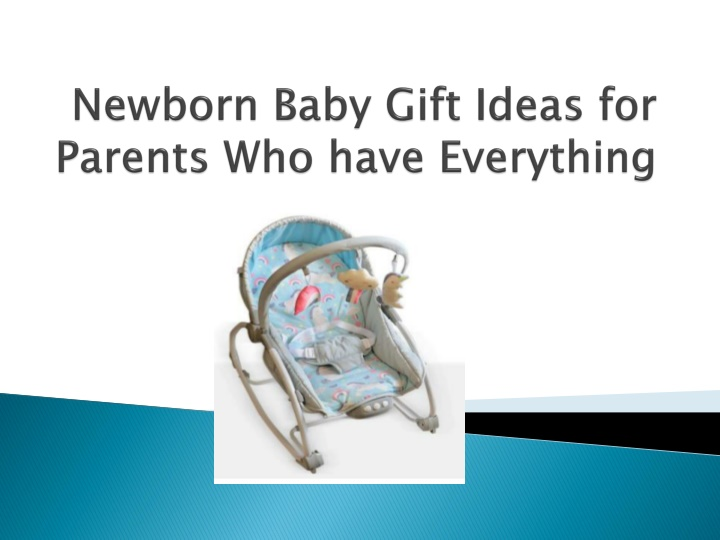 newborn baby gift ideas for parents who have everything n.
