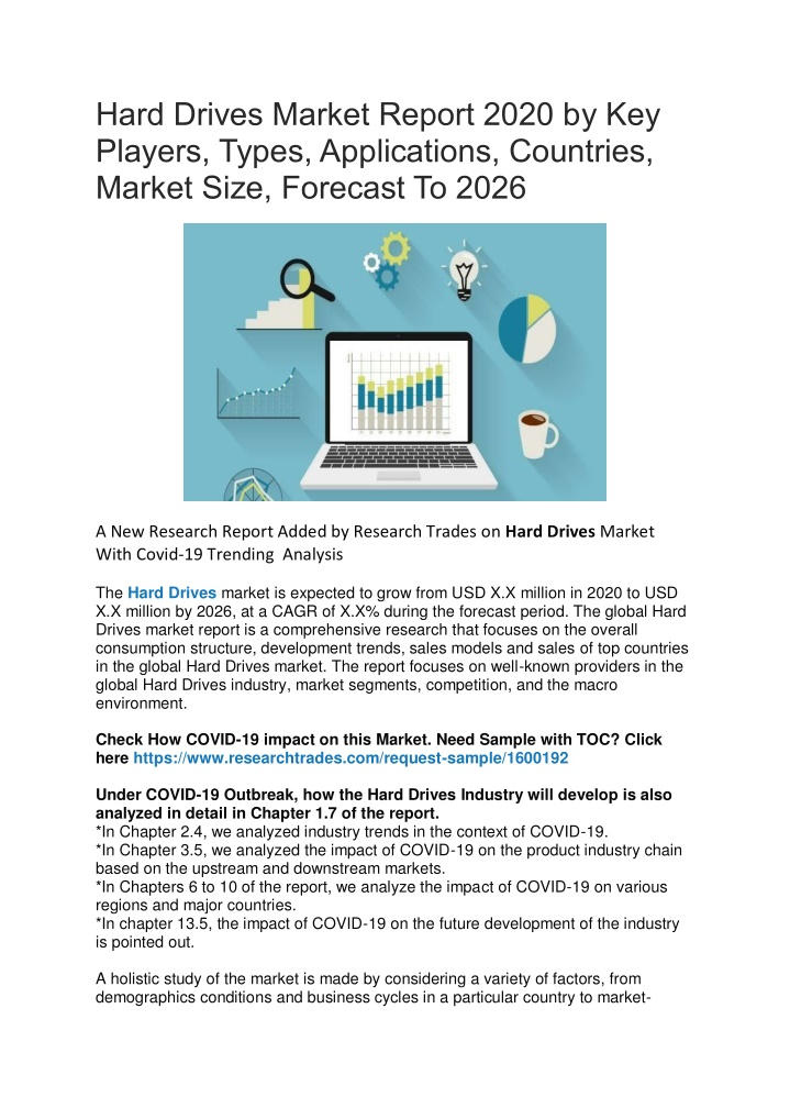 hard drives market report 2020 by key players n.