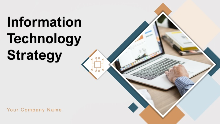 information technology strategy n.