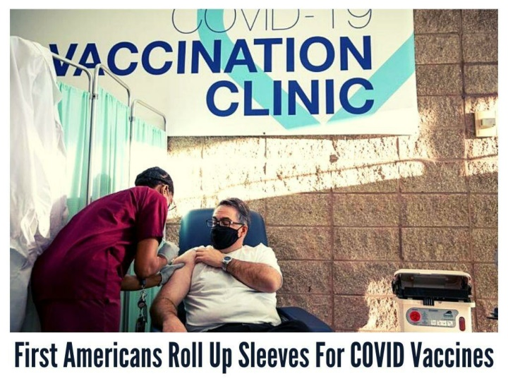 first americans roll up sleeves for covid vaccines n.
