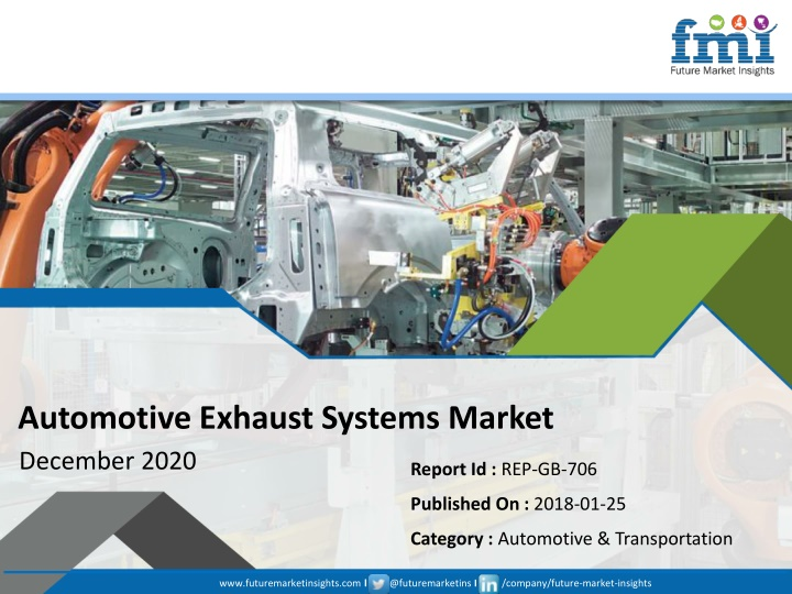 automotive exhaust systems market december 2020 n.