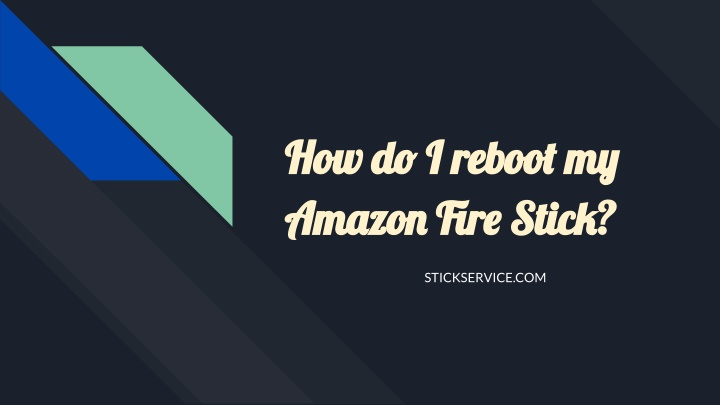 how do i reboot my how do i reboot my amazon fire n.