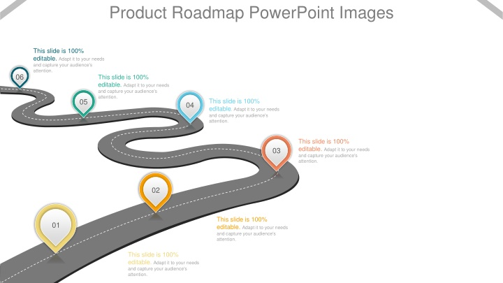 product roadmap powerpoint images n.