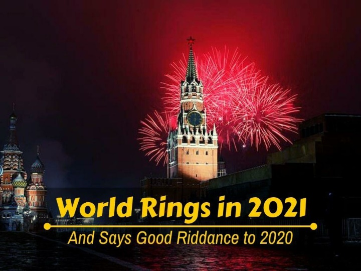 world rings in 2021 and says good riddance to 2020 n.