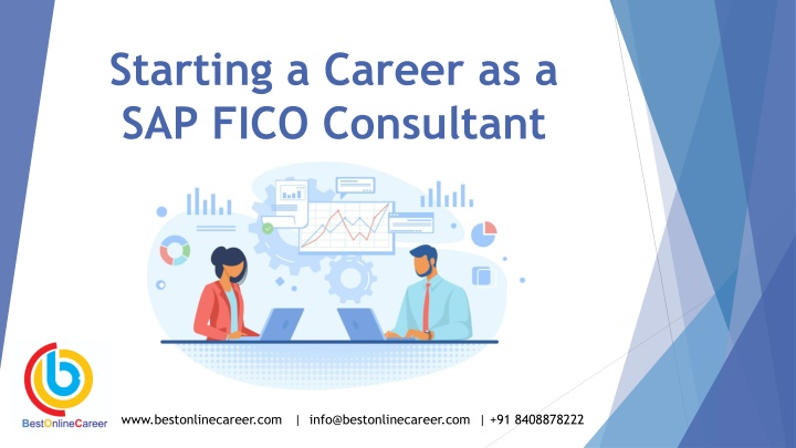starting a career as a sap fico consultant n.