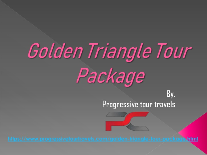 golden triangle tour package n.