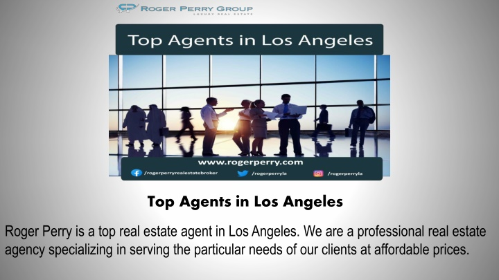 top agents in los angeles n.