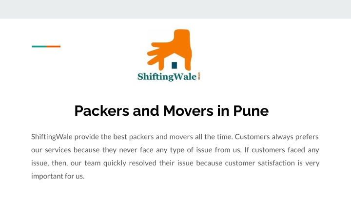 packers and movers in pune n.