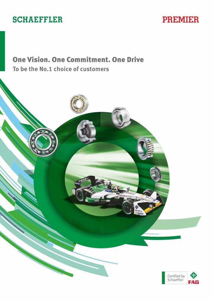 one vision one commitment one drive n.