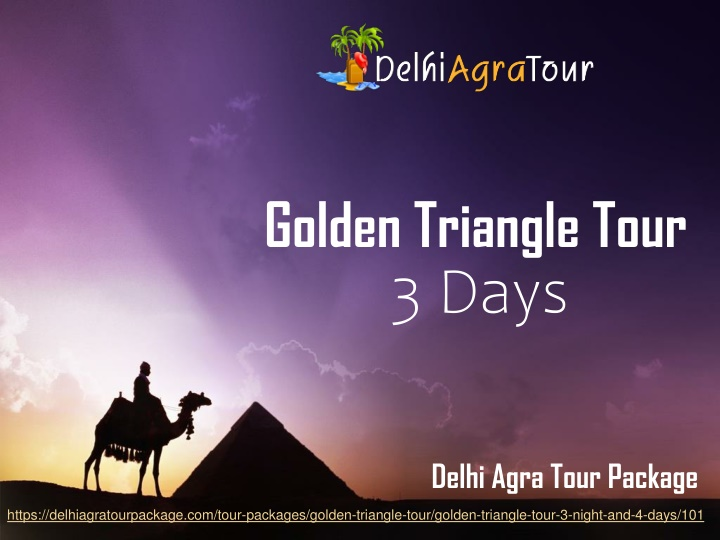 golden triangle tour n.