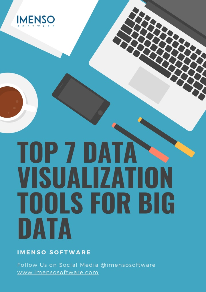 Top 7 Data Visualization Tools For Big Data