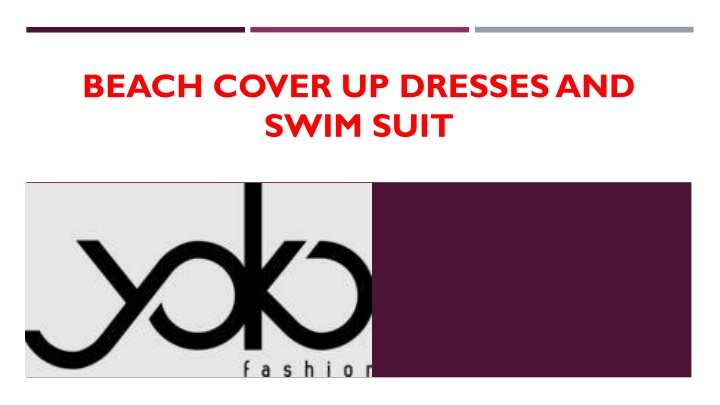 beach cover up dresses and swim suit n.
