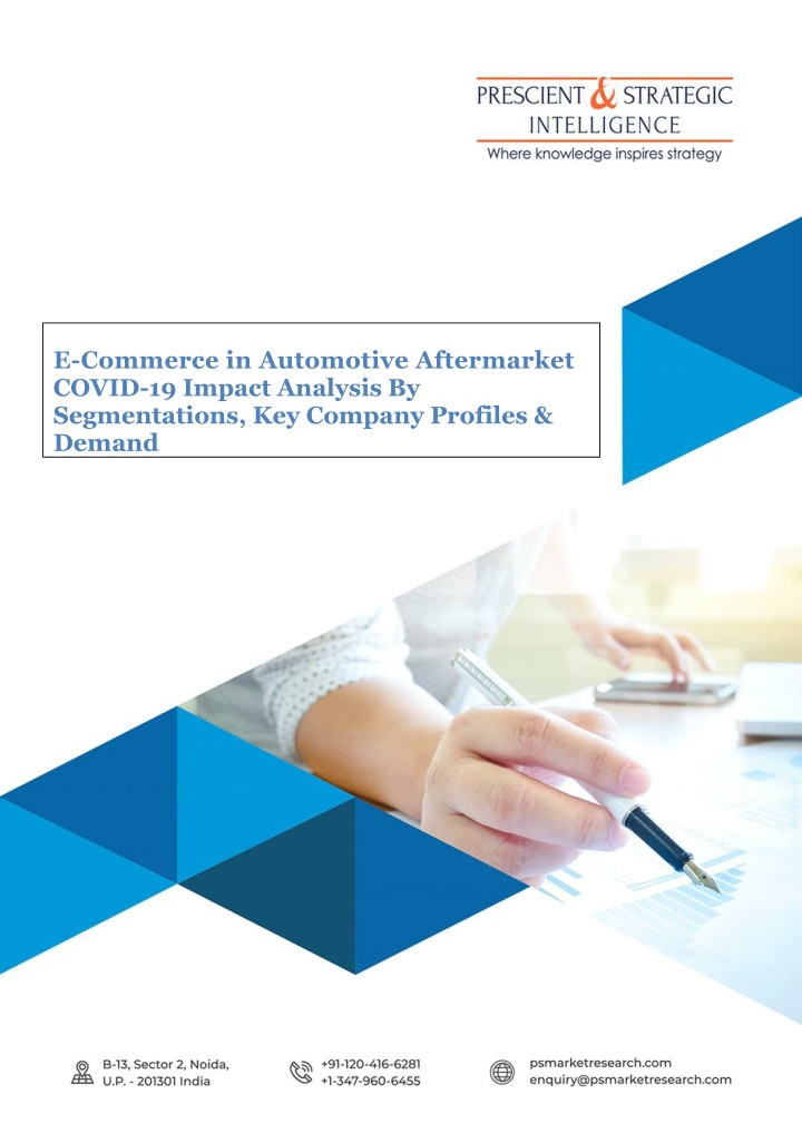 e commerce in automotive aftermarket covid n.
