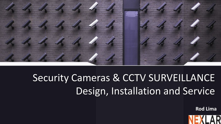 Highly Rated Security Cameras Installers in Houston, TX