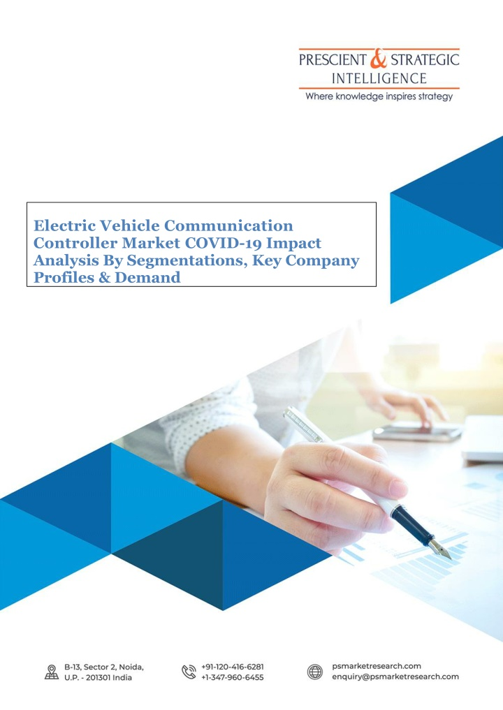 electric vehicle communication controller market n.