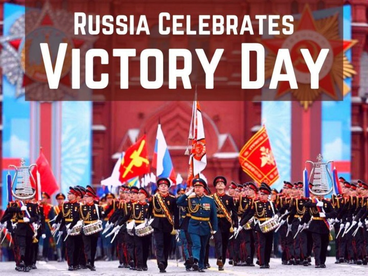 russia celebrates victory day n.