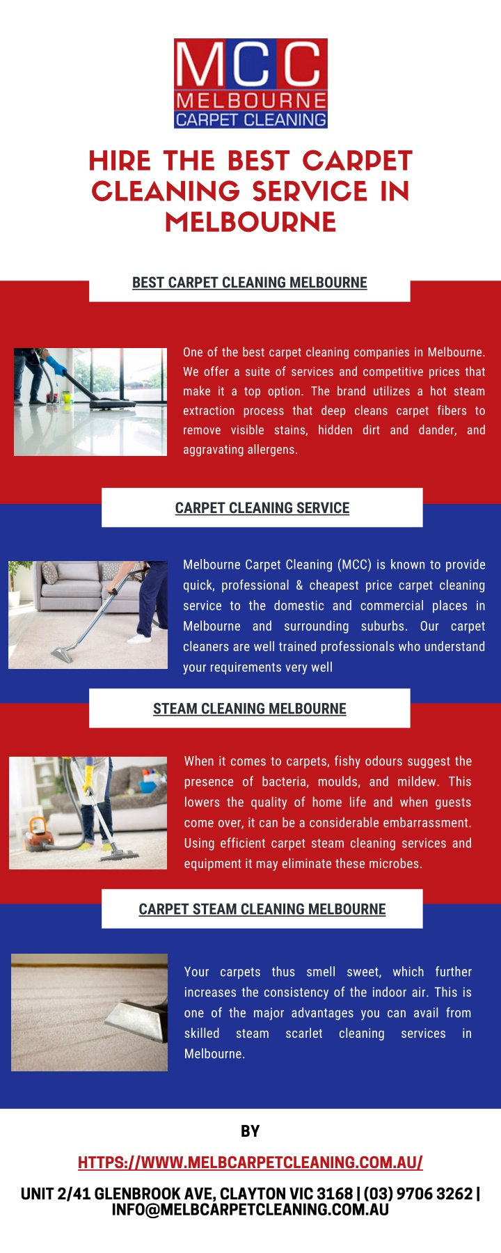 hire the best carpet cleaning service in melbourne n.