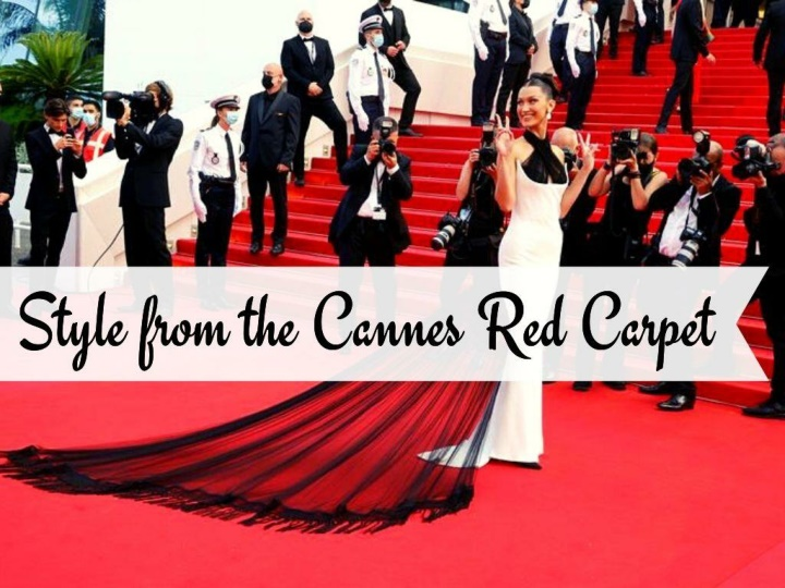style from the cannes red carpet n.