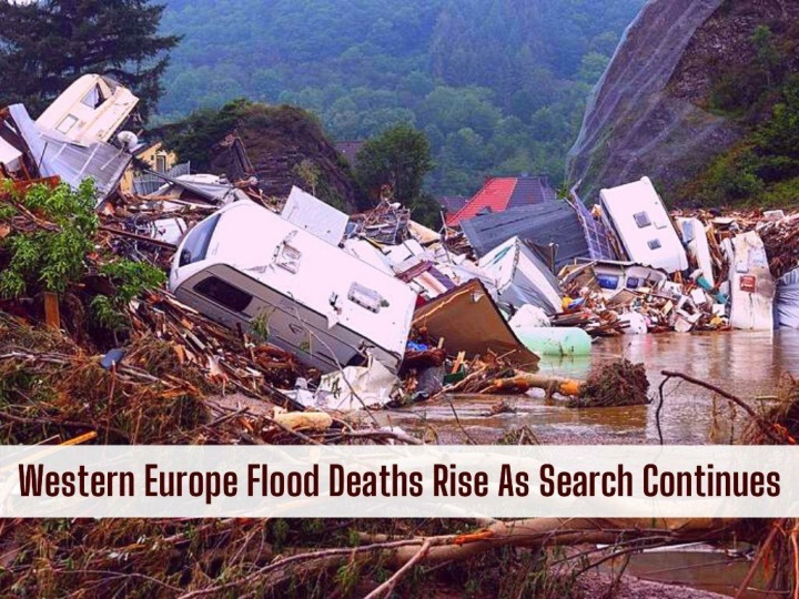 western europe flood deaths rise as search continues n.