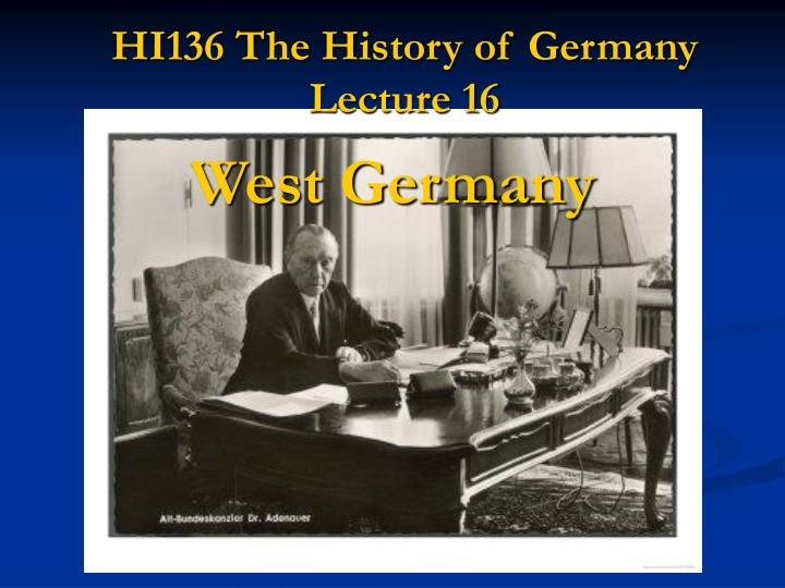 hi136 the history of germany lecture 16 n.