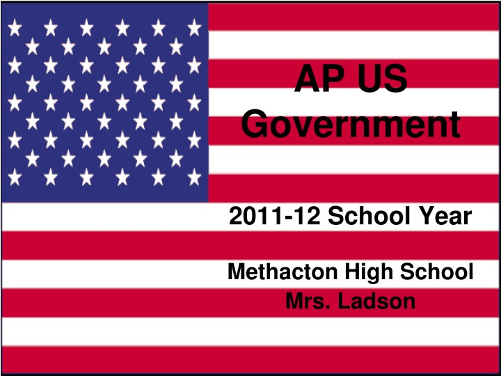 ap us government n.