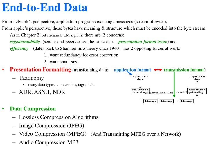 end to end data n.