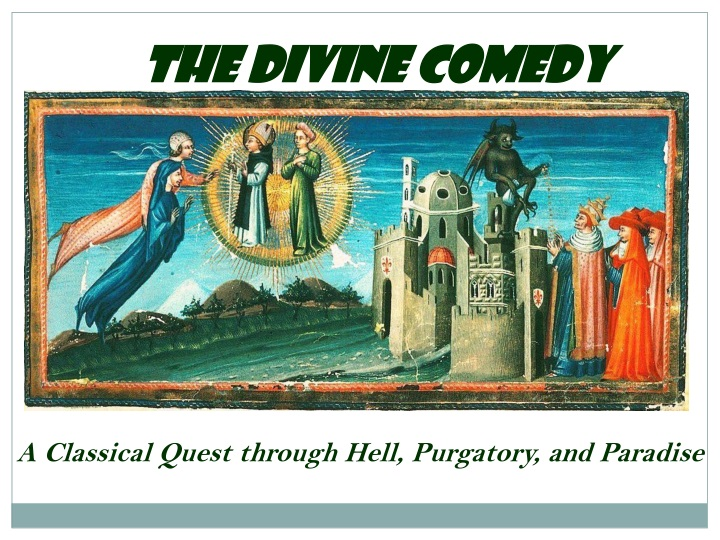 the divine comedy n.