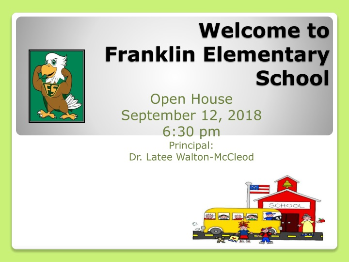 welcome to franklin elementary school n.