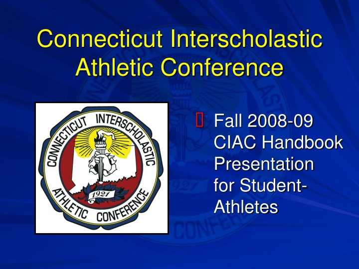 connecticut interscholastic athletic conference n.